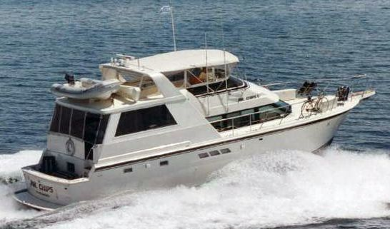 The PowerBoat Guide: Hatteras 52 Cockpit Motor Yacht