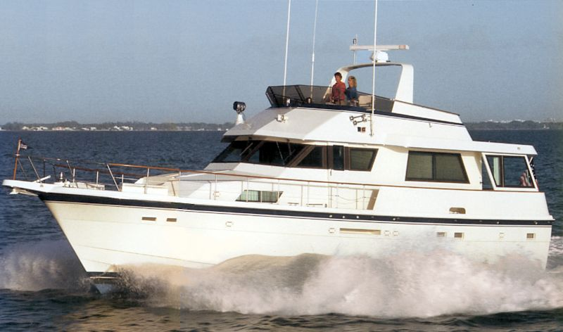 The PowerBoat Guide: Hatteras 54 Motor Yacht