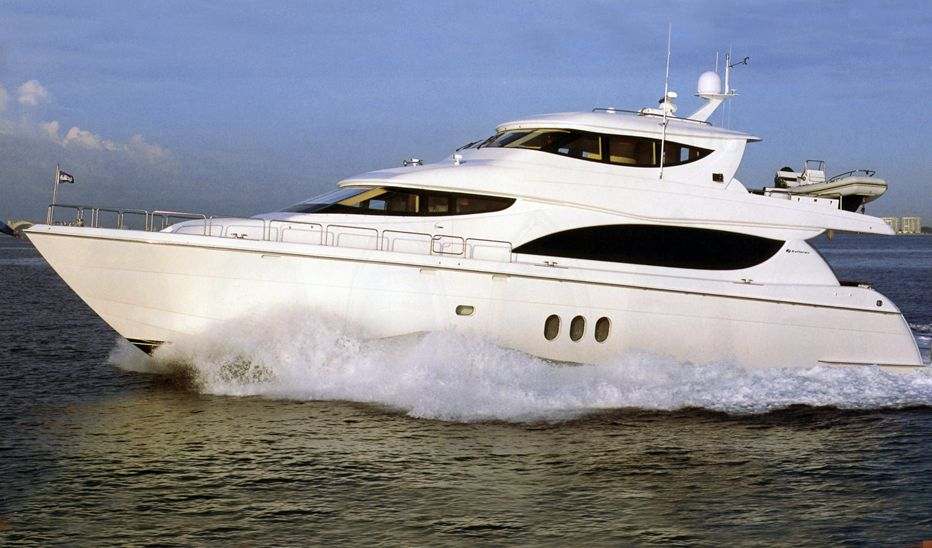 The PowerBoat Guide: Hatteras 80 Motor Yacht