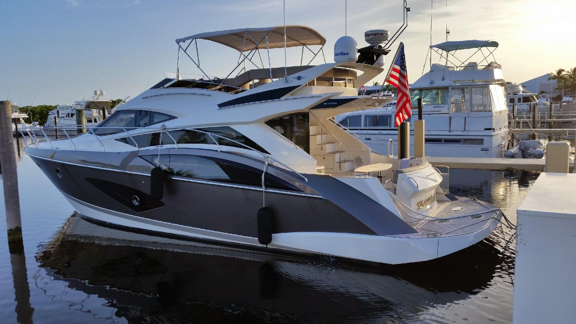 2014 Marquis 500 Sport Bridge Yacht For Sale In Stuart Fl Montaha