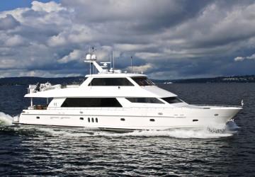 101' Hargrave Custom Yachts 2010