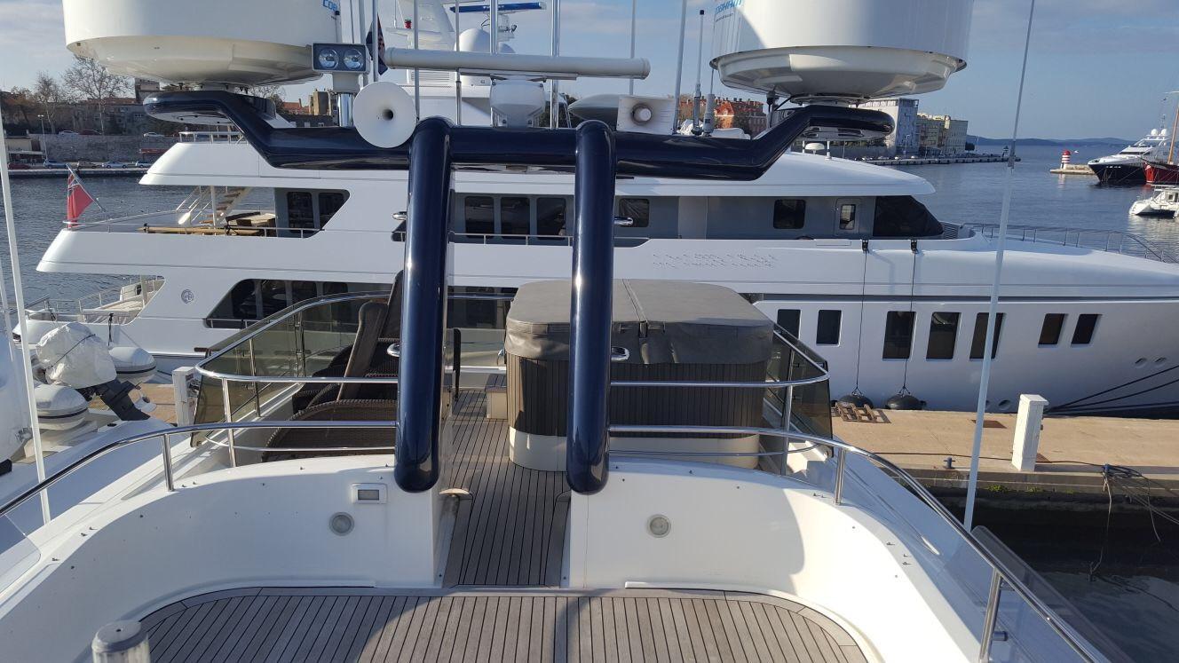 101 Ferretti Yachts