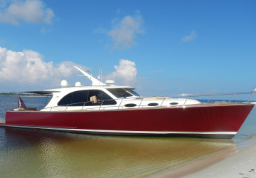 55' Palm Beach Motor Yachts 2018