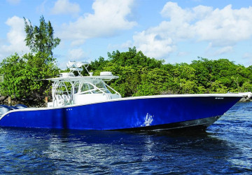 42' Yellowfin 2012