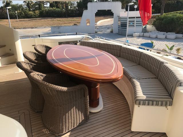 98 Ferretti Yachts