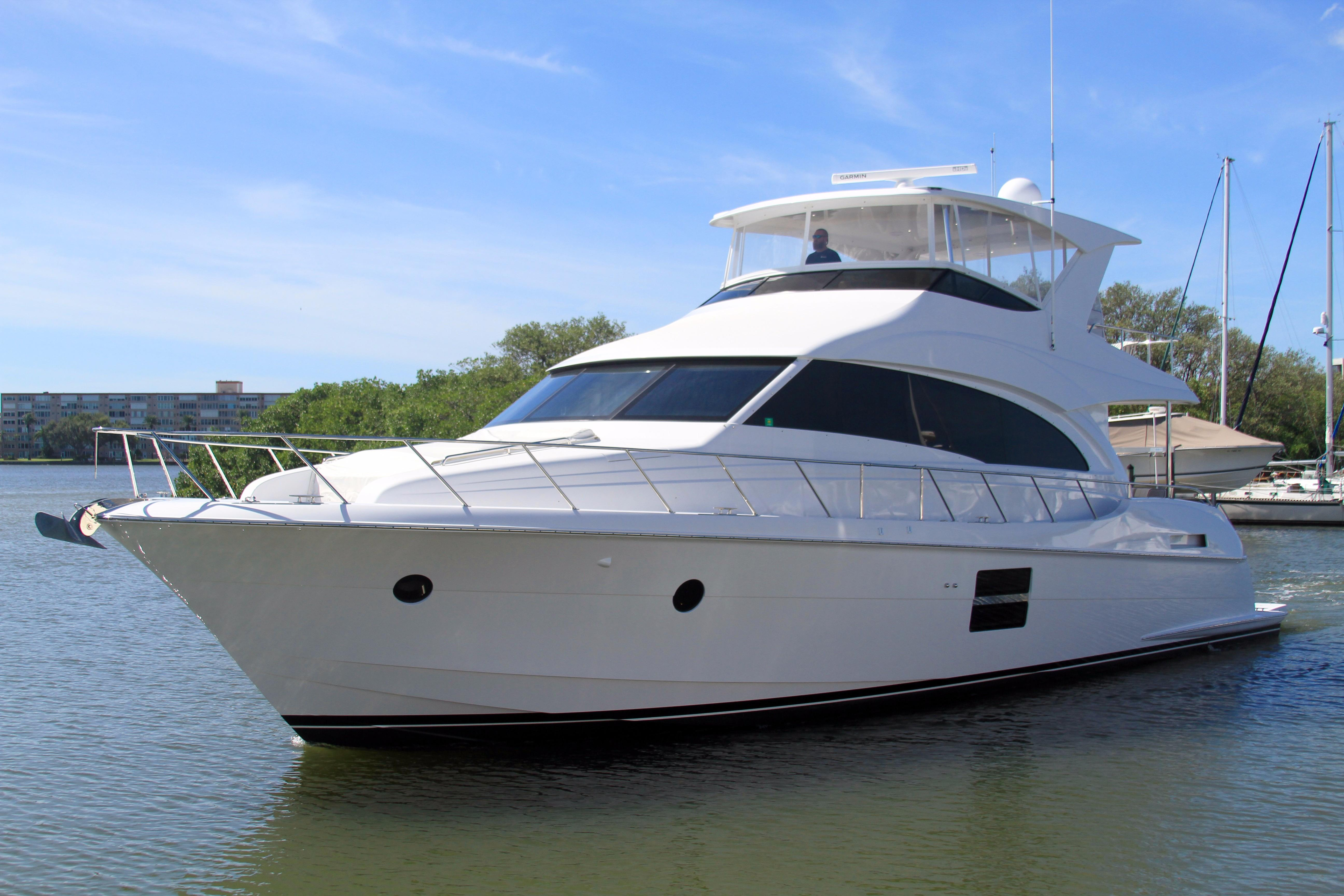 2017 hatteras 60 motor yacht yacht for sale in st for Motor yachts for sale in florida
