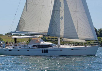 63' Oyster 2011