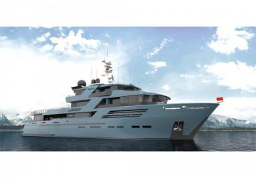 190' Tiranian Yachts 2017