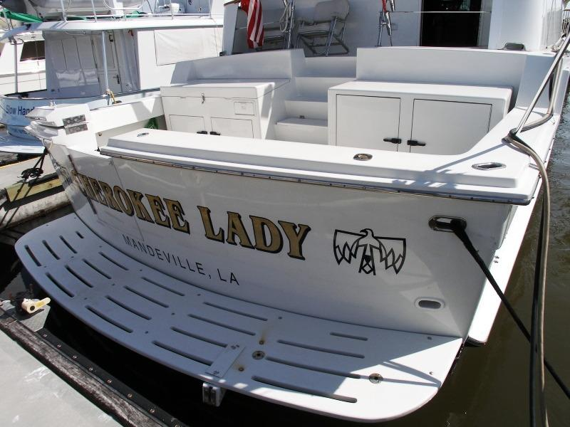Cherokee Lady Hatteras 74 Yachts For Sale
