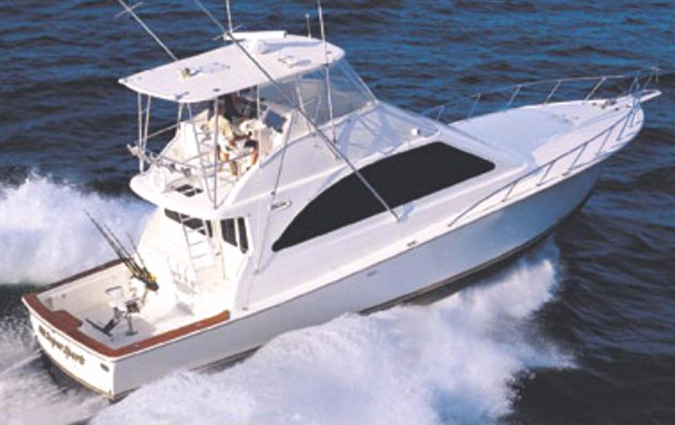 52 ocean yachts 2001 canada for Ocean yachts 48 motor yacht for sale