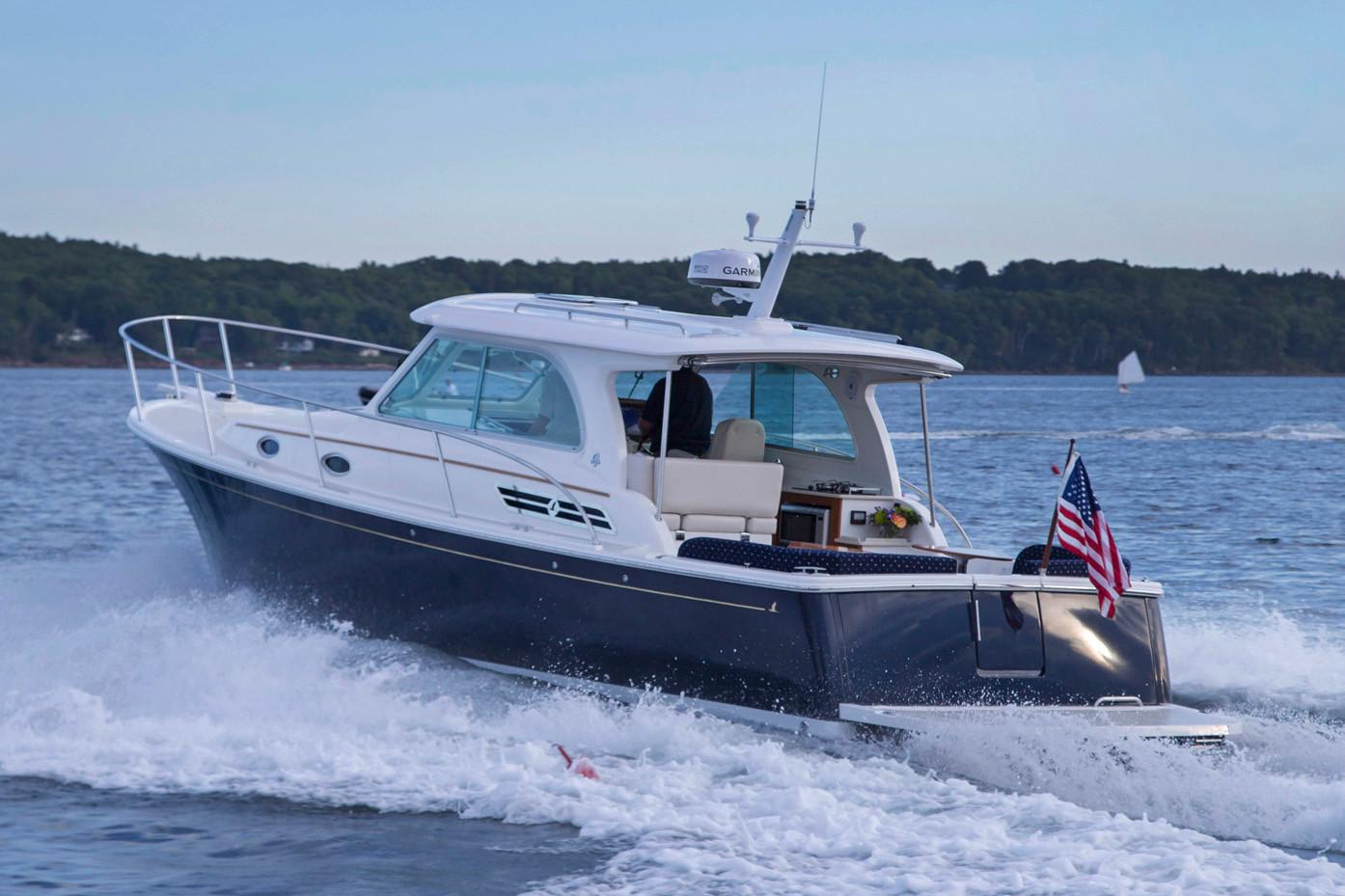Back Cove 2019 32 32 Yacht for Sale in US
