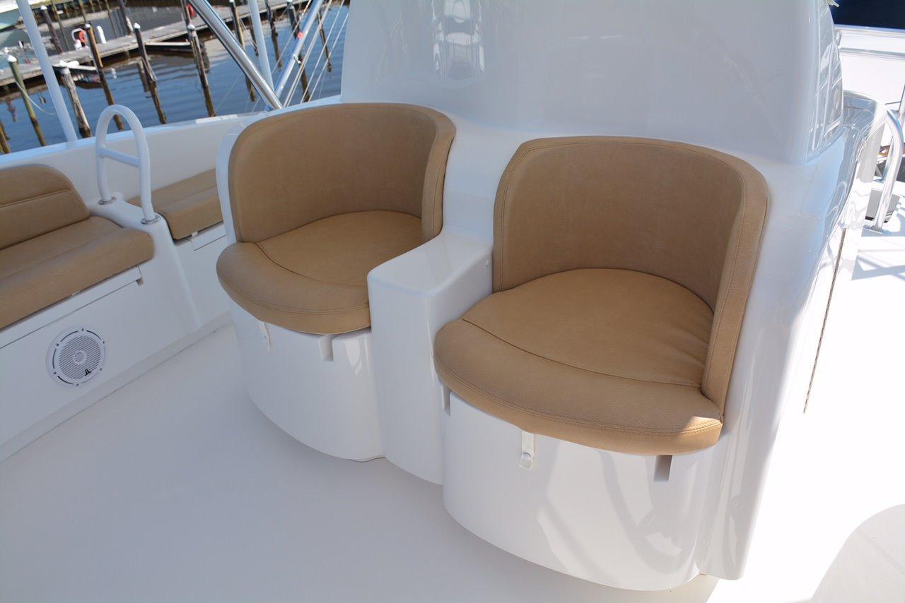 92 Viking Skybridge Seating