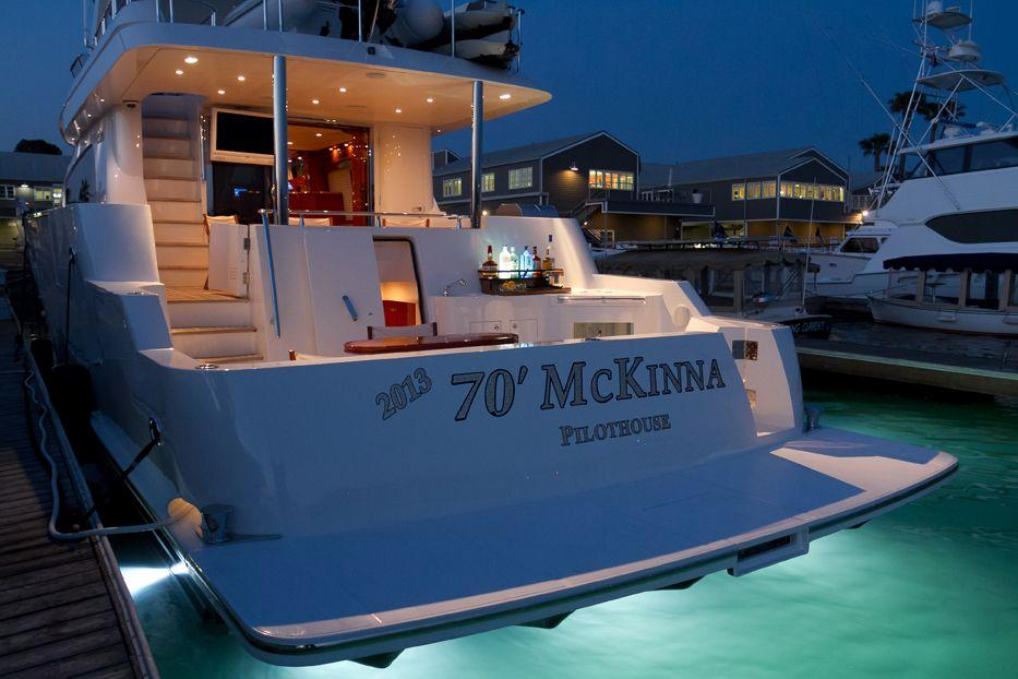 2018 Mckinna 70 Ph Yacht For Sale In San Diego Marriott Marina Ca New