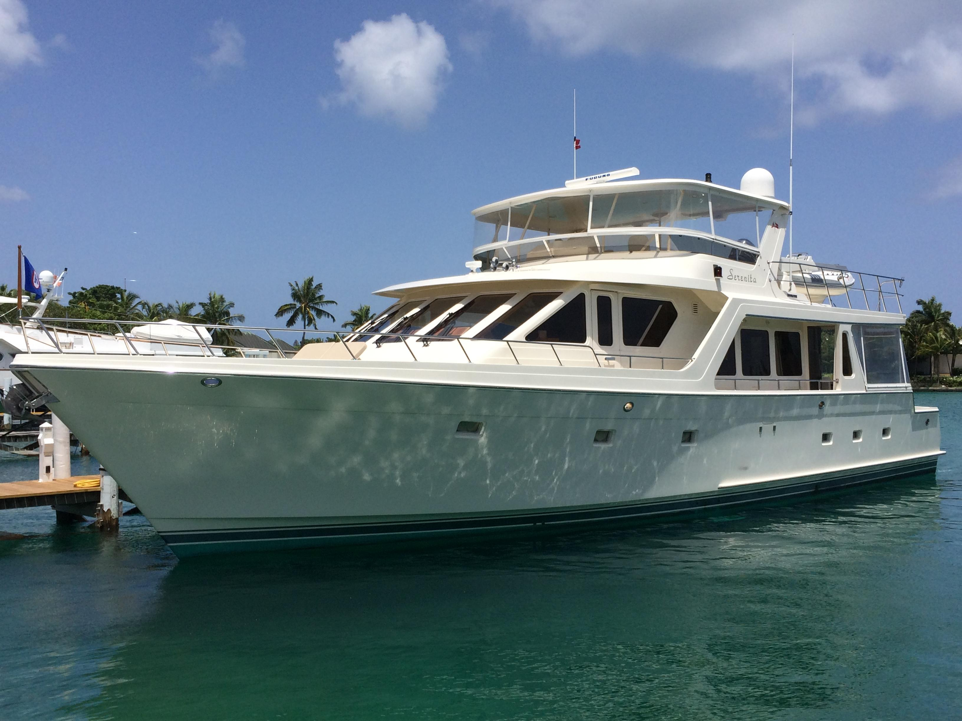 Serenita Offshore 2006 72 Motor Yacht 72 Yacht For Sale In Us