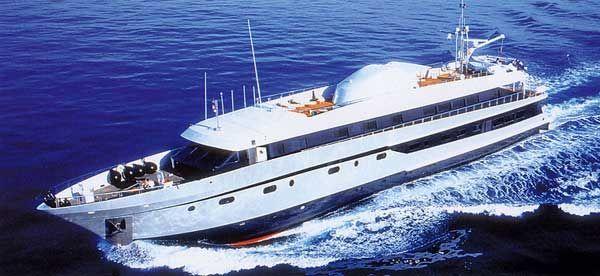 mini cruise ship 177 yachts for sale