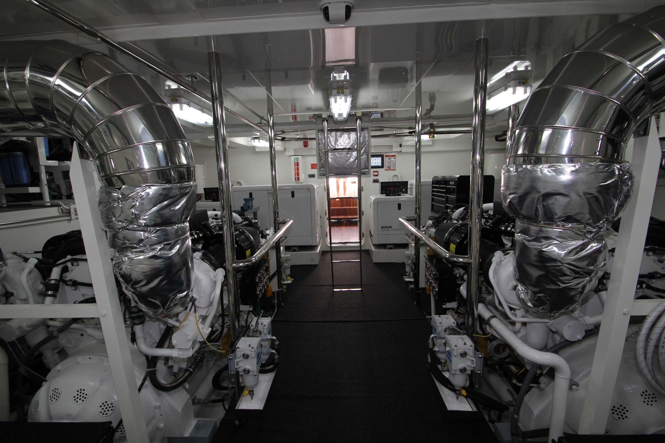 136 Hargrave Engine Room