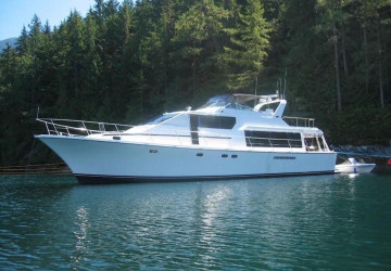 65' Pacific Mariner 1998
