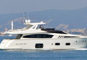 89' Ferretti Yachts 2013