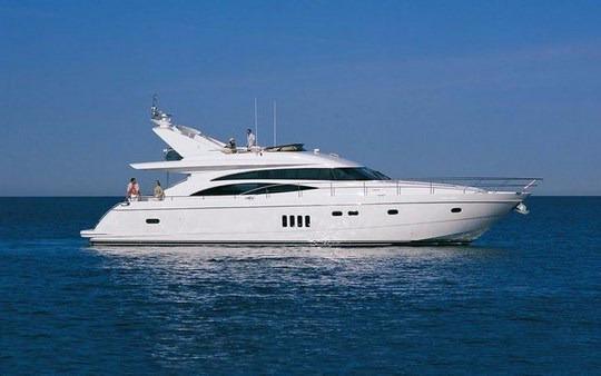 Nm00628 Princess 2010 62 Flybridge 63 Yacht For Sale In Turkey