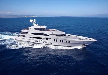 186' Trinity Yachts 2012