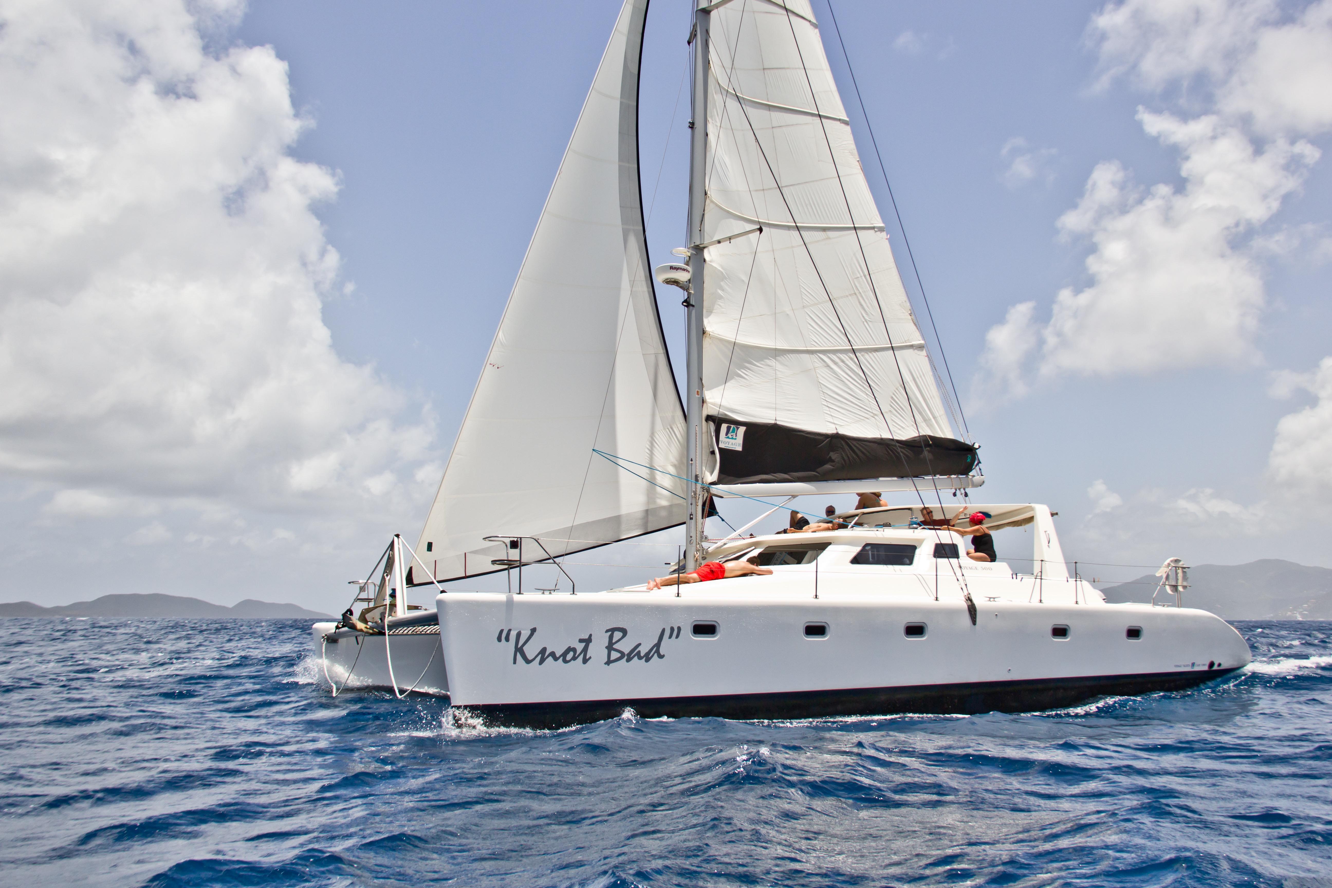 Images of Catamaran Sailing Yachts - #rock-cafe