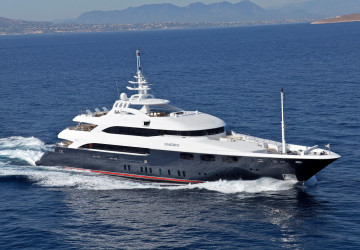 170' Golden Yachts 2008