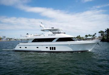 85' Ocean Alexander 2012