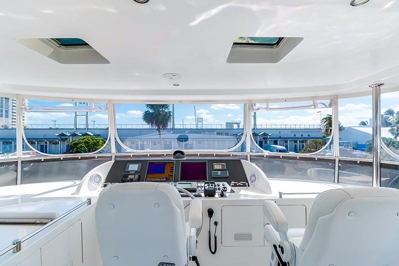 78 Ocean Alexander Flybridge