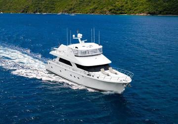 78' Ocean Alexander 2010
