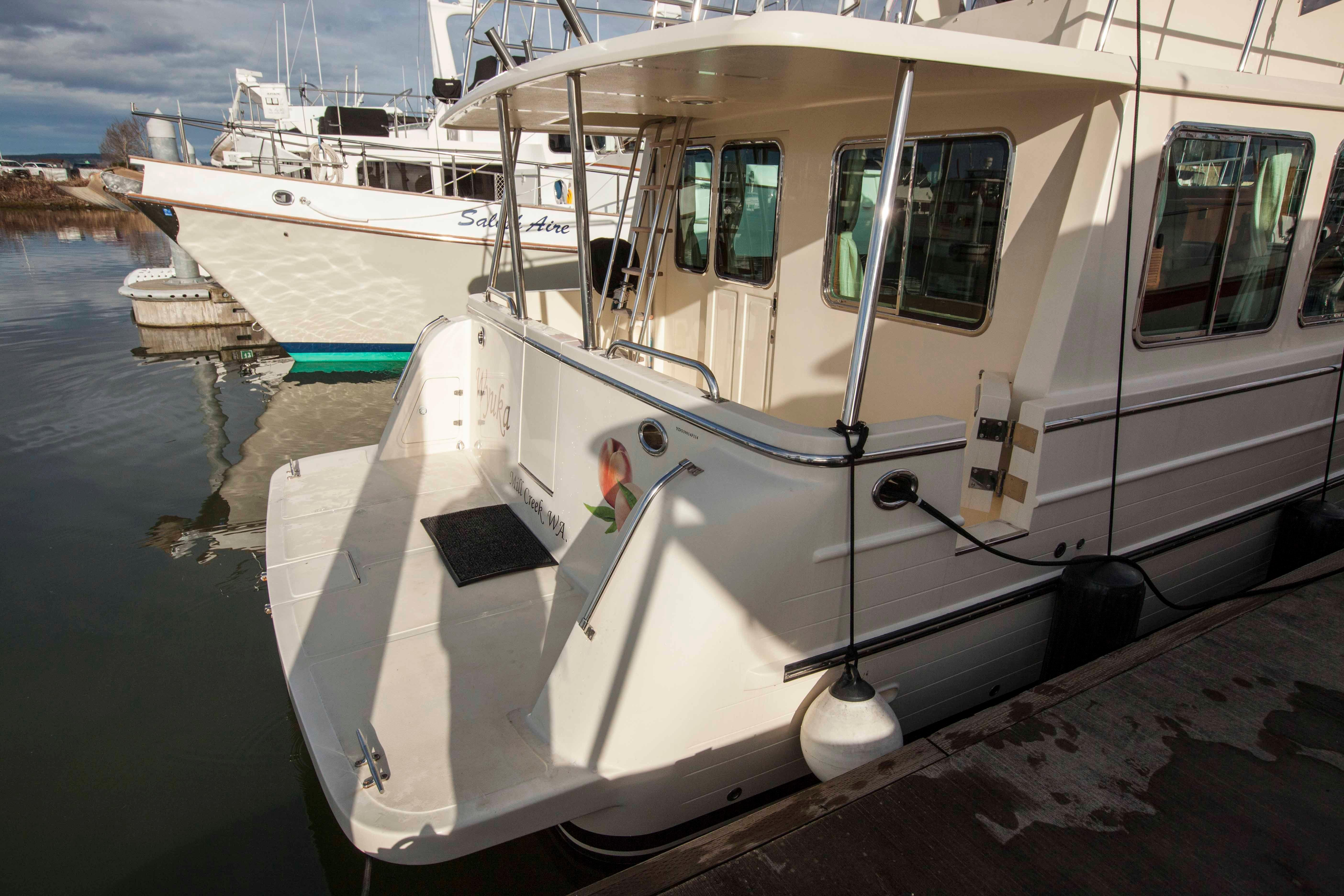 North Pacific 39 Yachts For Sale