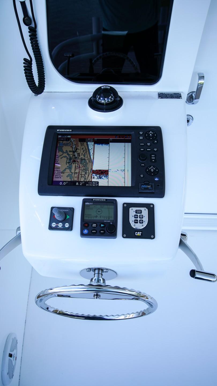 Foolish Pleasure Viking 62 Yachts For Sale C 1000b Wiring Diagram Flybridge Aft Deck Controls