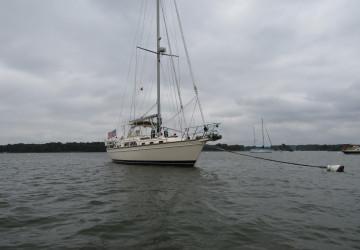 46' Island Packet 2010