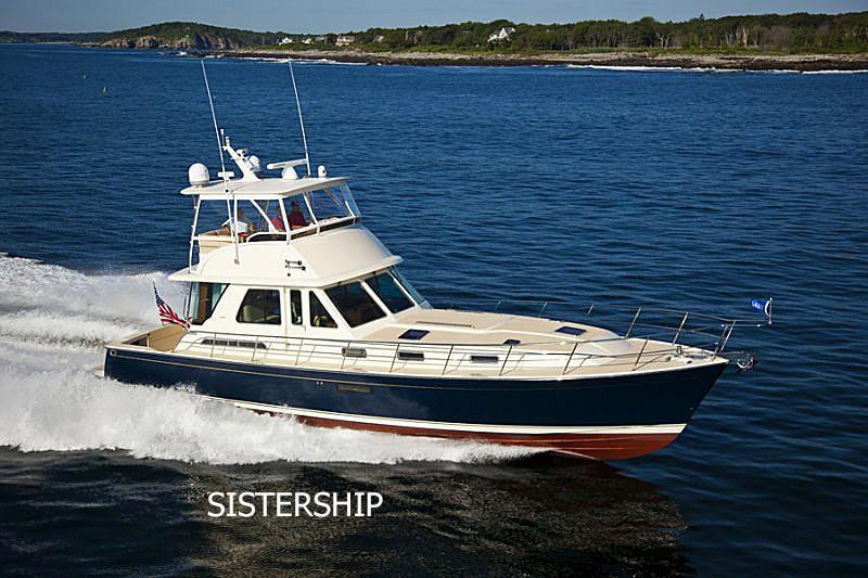 54 Sabre Sistership Photo