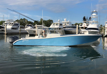 42' Yellowfin 2009