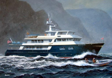 120' Inace Yachts 2019