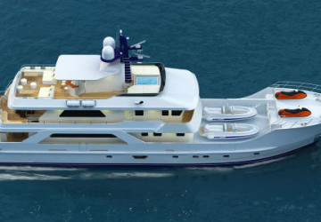 126' Inace Yachts 2019