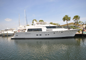 85' Pacific Mariner 2007