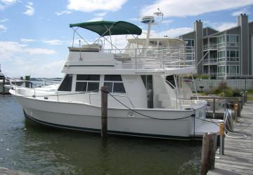 39' Mainship 1997