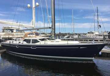 47' Oyster 2002