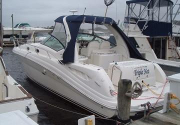 34' Sea Ray 2007