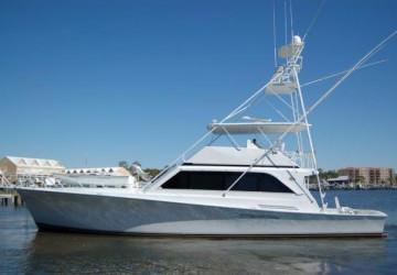 63' Ocean Yachts 1988
