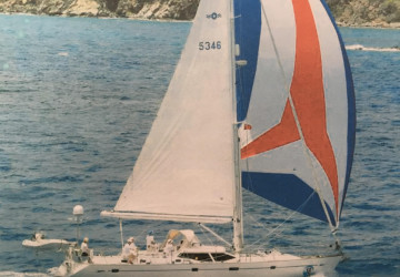 53' Oyster 2005