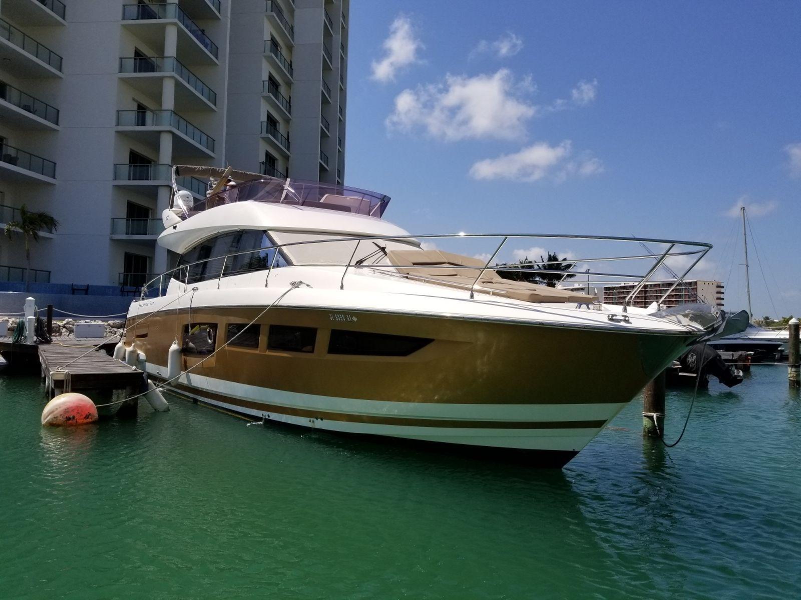 2012 Prestige 500 Yacht For Sale In Fort Lauderdale Fl Mein Traum Stock B60148