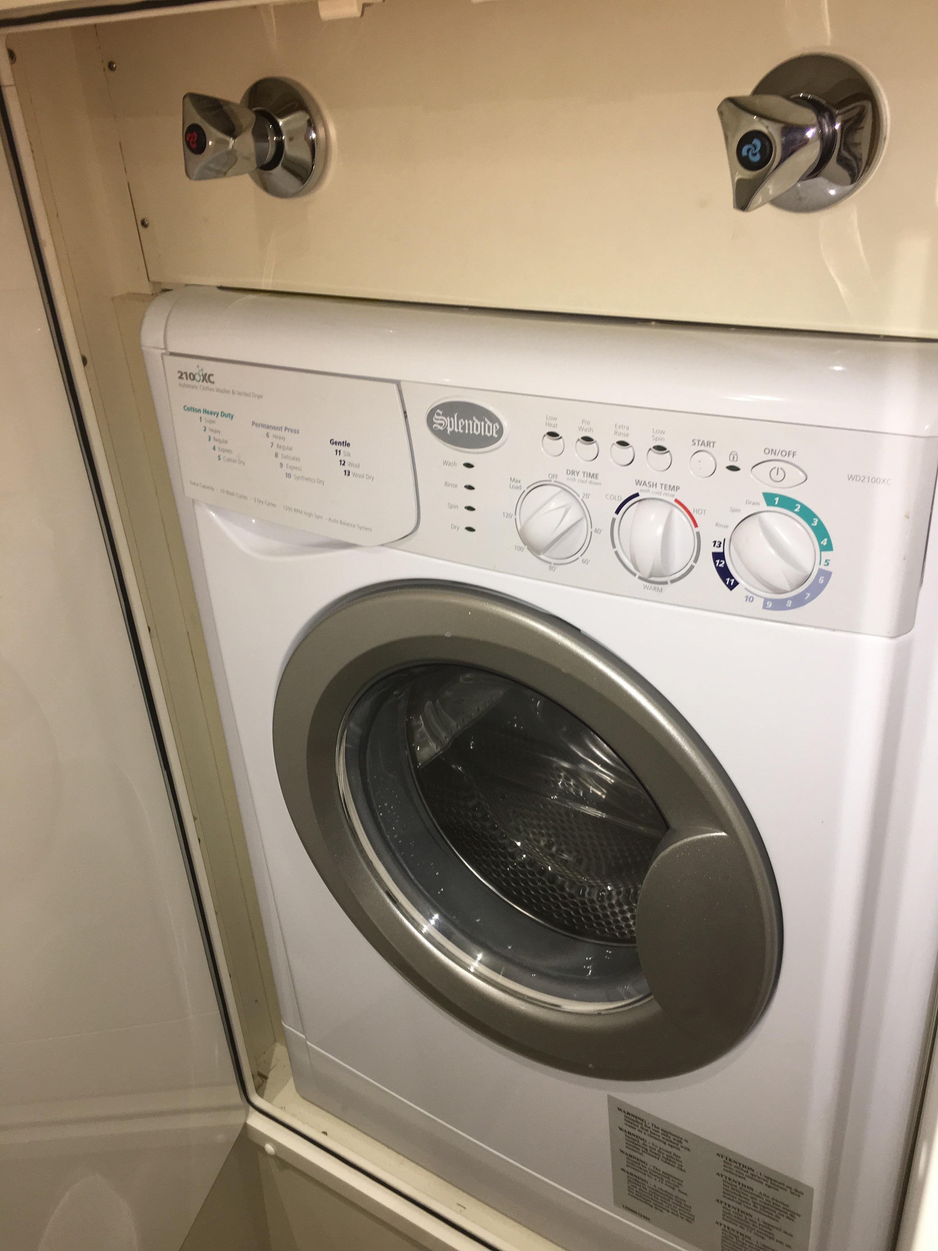 55 Grand Banks Laundry