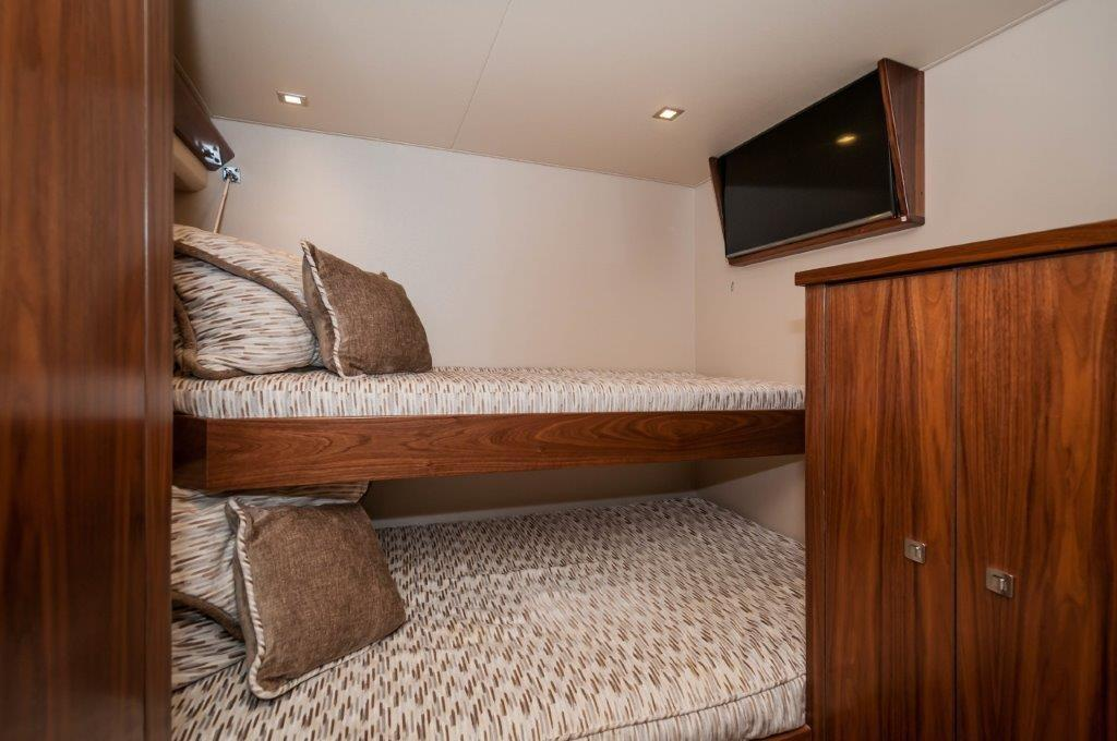 92 Viking Bunk Room with Double Berth and Pullman