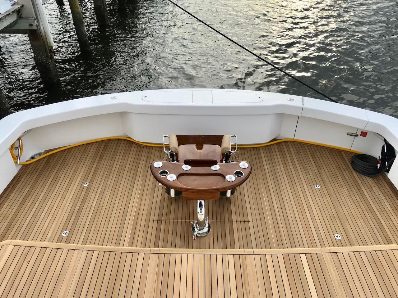 92 Viking Cockpit
