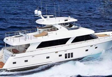 85' Ocean Alexander 2011