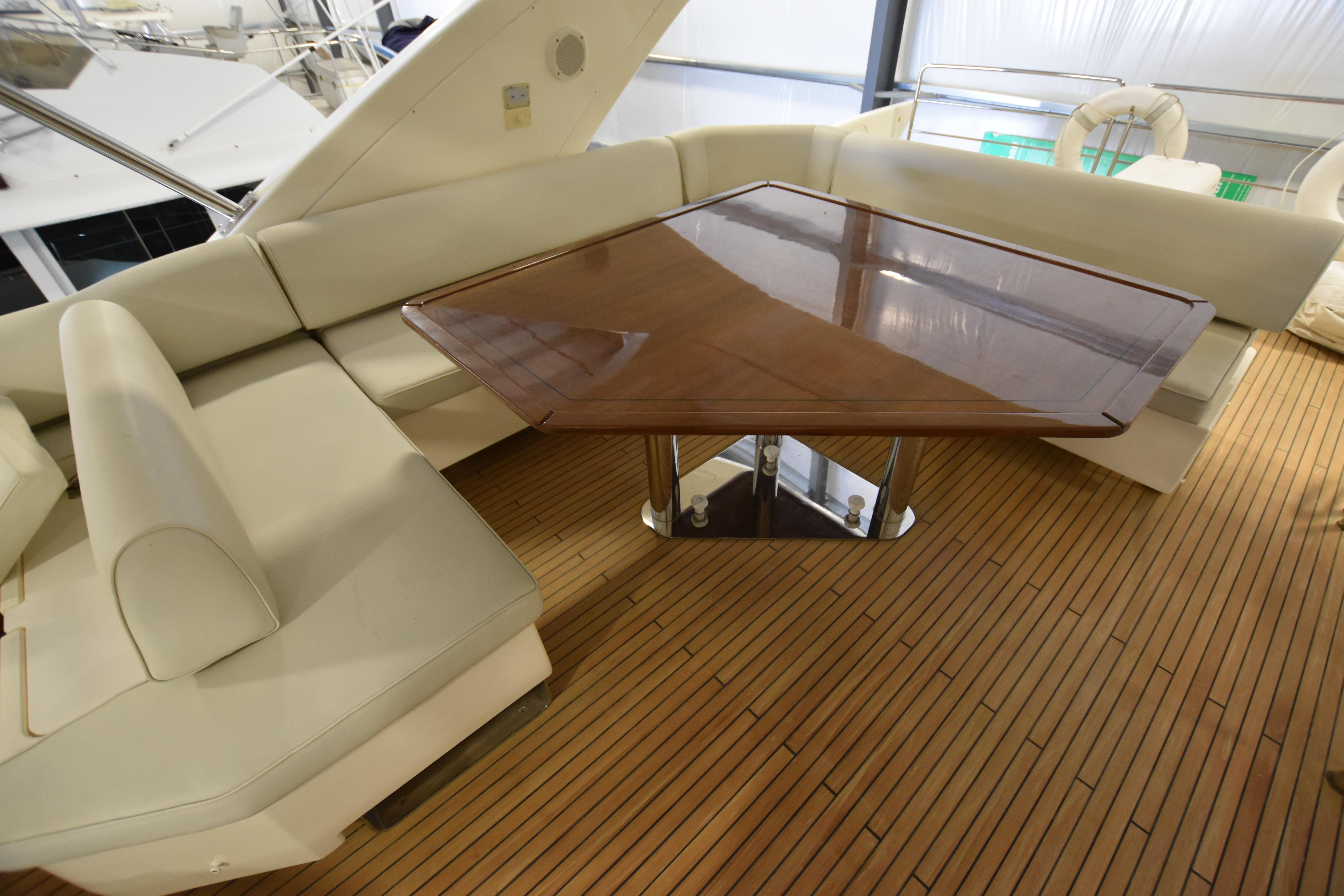 used azimut 70 2012 yacht for sale st  clair shores