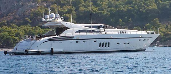 112 Leopard 2006, Ital...