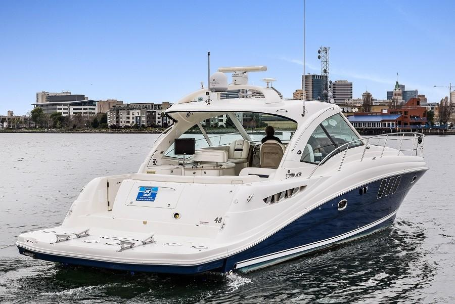 Semper Fi Sea Ray 48 Yachts For Sale